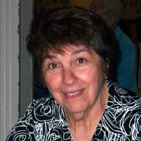 Ann Detzler, President 2008-2010